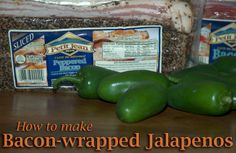Petit Jean Meats: Spicy bacon-wrapped jalapenos
