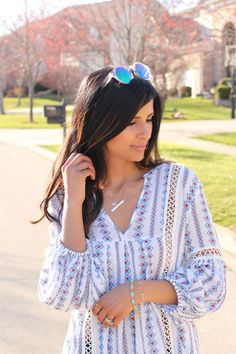 Tunic blouse by Chic