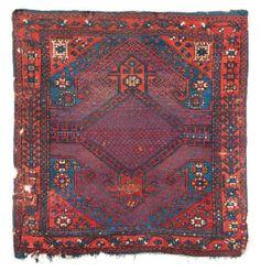 TAPIS YÜNCÜ / YÜNCÜ RUG Anatolie de l'Ouest - XIXème s. / West Anatolia