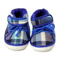 Buy Booties for Boys Girls Unisex Baby - Footwear - Musical Booties With Velcro & Lace Closure-Blue Online India | The Little Shopper