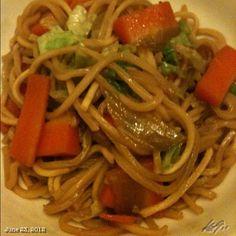 #フィリピン の焼きそば #pancit #canton #noodle #food #philippines