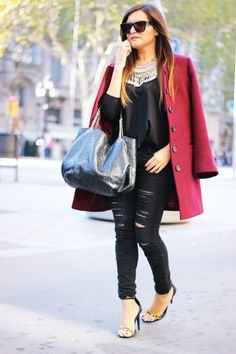 Blogger Laura Herder customized her Sumissura Coat | Get yours at sumissura.com