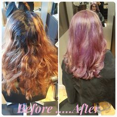 Before & After! Jenn