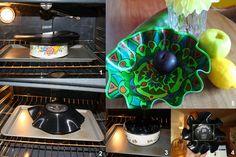 DIY Vinyl Record Bowl DIY Vinyl Record Bowl