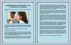 Health Blog Micron & Associates: Tips for Pakking Sunn Skolemat