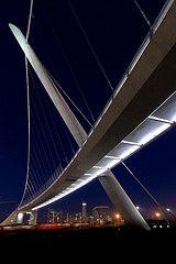Harbor Drive Pedestrian Bridge (San Diego, CA)