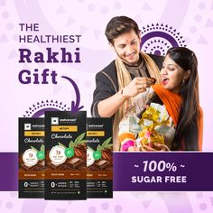 Rakhi Gifts, Sugar Free, Ads, Health, Movie Posters, Health Care, Film Poster, Salud, Film Posters