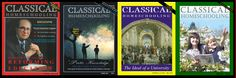 Four Free Issues of Classical Homeschooling Magazine