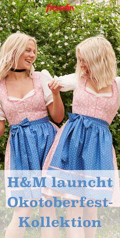 Überraschung! Der schwedische Moderiese H&M bringt eine erschwingliche Oktoberfest-Kollektion auf den Markt Swedish Fashion, Influencer, Lace Skirt, Blog, Bring It On, Summer Dresses, Collection, Fashion Styles, Oktoberfest