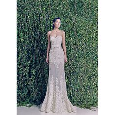 Amazing zuhair murad wedding dress!