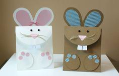 sacola de papel coelho - Pesquisa Google
