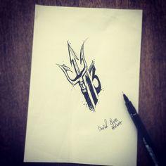 Art Of Trident by @dn_alves Daniel R Alves