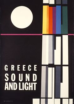 Dream Of Visiting Greece Through The Ages With These Vintage Posters Old Posters, Retro Posters, Greece Tourism, Tourism Poster, Historical Monuments, Graphic Design Posters, Retro Design, Design Art, Vintage Travel Posters