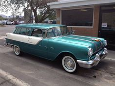 1955 Pontiac Safari Maintenance/restoration of old/vintage vehicles: the material for new cogs/casters/gears/pads could be cast polyamide which I (Cast polyamide) can produce. My contact: tatjana.alic@windowslive.com