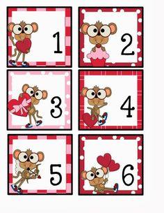 February calendar card freebie. February Calendar, Calendar Time, Free Calendar, Printable Calendar Template, Kids Calendar, Morning Calendar, December, Teaching Calendar, Classroom Calendar