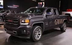 2014-GMC-Sierra-front Photo on January 14, 2013