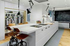 Leicht Küche in Barcelona