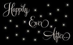 Happily Ever After Wedding Stencil   Stencil Me In