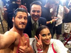 """Expect emotional Most Memorable Yr dance from @TamarBraxtonHer & @iamValC on #DWTS Mon. Song is her own, """"King."""""""