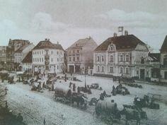 Nowa Sól - Plac Wyzwolenia XIXw