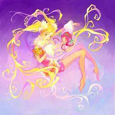 ArtStation - Winx Stella Lovix, Lady Shalirin