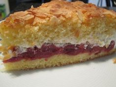 schnelle Himmelstorte kirsch quick cherry pie cherry Keto heaven in a PfanYoghurt cake (The fastFast mug sheet metal cuc Cake Recipe Using Buttermilk, Baking Recipes, Cake Recipes, Sugar Free Nutella, Potato Cakes, Pudding Desserts, Dessert For Dinner, Turkish Recipes, Holiday Desserts