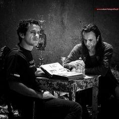José Luis Peixoto e Fernando Ribeiro by Naked Fotografia Paulo Moreira Aveiro