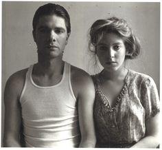 Double Portrait, Rome, Italy, 1977-78