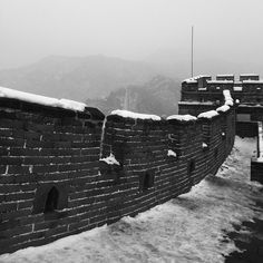Great Wall of China... 610 yrs old and 4000 miles long #vadensdochina