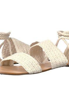 Schutz Zendy (Cru) Women's Shoes - Schutz, Zendy, S0143001940001, Footwear Open General, Open Footwear, Open Footwear, Footwear, Shoes, Gift, - Street Fashion And Style Ideas
