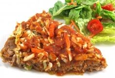 Sweet and Sour Cabbage Roll Skillet (5 Points+)