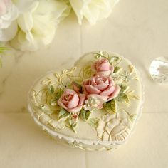 Little Rose Trinket Box