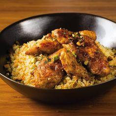 I made Chicken Tikka Masala and now have 2 Mason Jars full of the Garam Masala Spices -- I need to use it all up!Garam Masala Chicken