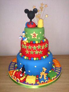 Torta Topolino 78