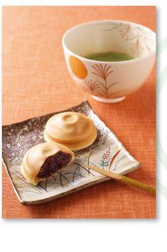 阿闍梨餅 http://www.ajyarimochi.com/index.html