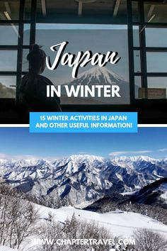 15 Fun things to do during winter in Japan Japan Travel Guide, Asia Travel, Top Travel Destinations, Places To Travel, Winter In Japan, Winter Activities, Fun Activities, Visit Japan, Travel Inspiration