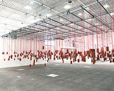 art installation brick - Google Search