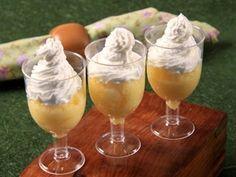 Hummm.... Olha só que delícia!! - Aprenda a preparar essa maravilhosa receita de Sobremesa de Banana da Titia