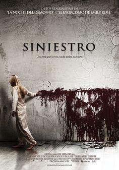 #Sinister un escalofriante filme de terror