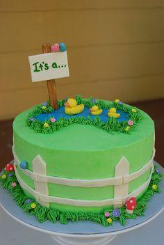 une autre version du gâteau pour accompagner la KimBox Le vilain petit canard http://www.kimbox.eu/fr/la-boutique#!/KimBox-le-vilain-petit-canard/p/32423988/category=3300694