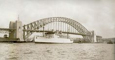 The P&O liner 'Strathnaver' on her maiden voyage  Dated: 12/11/1931