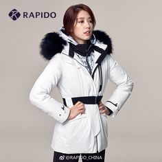 Image may contain: 2 people, people standing Park Shin Hye Heirs, Canada Goose Jackets, People People, Image, Steel, Fashion, Moda, Fashion Styles, Fashion Illustrations