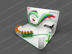 Dewa Energy Exhibition Stand
