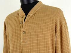 Territory Ahead Long Sleeve Shirt Orange Brown Checked Mens Size Large #Shopping #Style #Fashion http://www.ebay.com/itm/-/281374930031?roken=cUgayN via @eBay