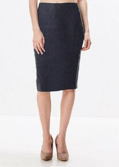 3ae5462d7b80a Modest denim skirts you always wanted!