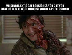 Hahaha!! It's true!