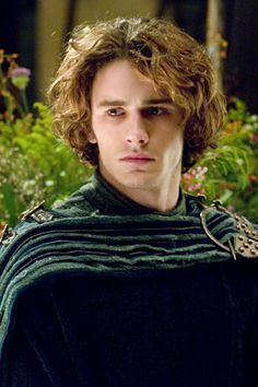James Franco as Tristan in Tristan + Isolde. Loved him in this movie