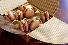 Ferro Rocher Macarons