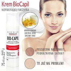 Wzmacnia naczynka krwionośne, redukuje zaczerwienienie i pieczenie skóry, nawilża / 75 ml