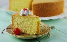 Resep Sponge Cake Dasar Dan Cara Membuatnya